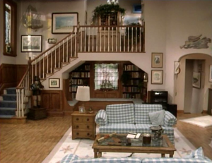 Living In The 90s : La casa de padres forzosos (Full House) - California One Way