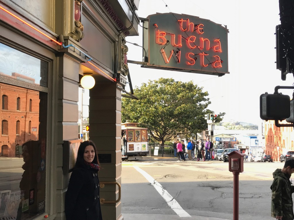the Buena Vista bar, movie location