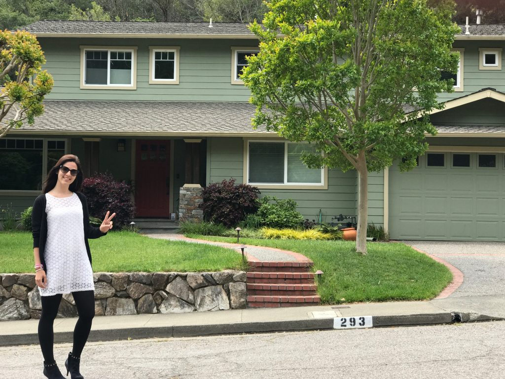 13 reasons why filming locations, Jessica house in 13 reasons why